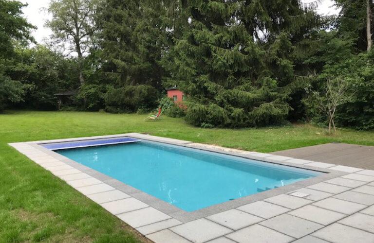 Styropoolbecken, Außenpool, SBB Schwimmbadbau Biggetal GmbH